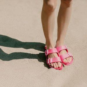 Birkenstock Eva Arizona Slide Sandals in 39